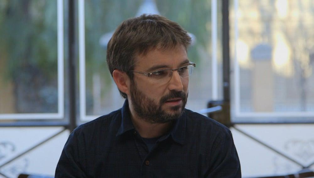 Jordi Évole, moderador del cara a cara entre Artur Mas y Felipe González
