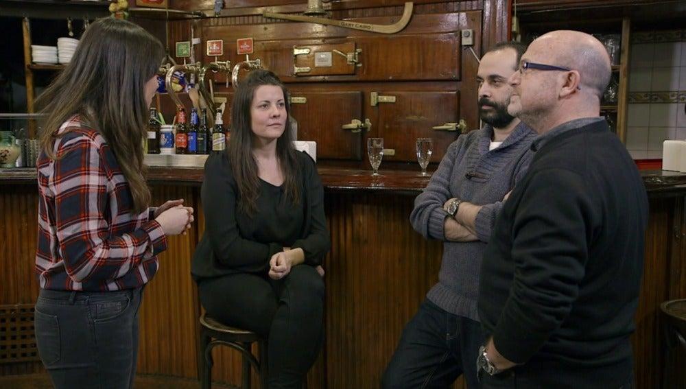Españoles residentes en Cataluña