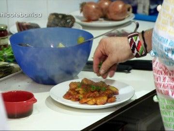 Las patatas bravas de Alberto Chicote