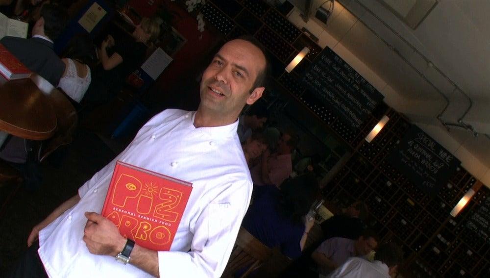 Cocineros españoles por el mundo en Londres