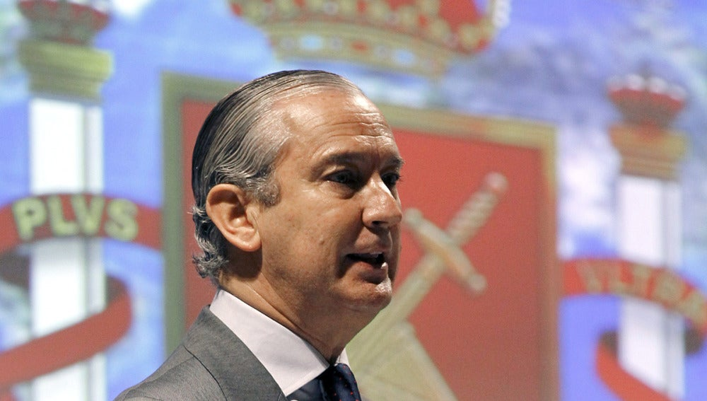 El exdirector general de la Guardia Civil, Arsenio Fernández de Mesa.