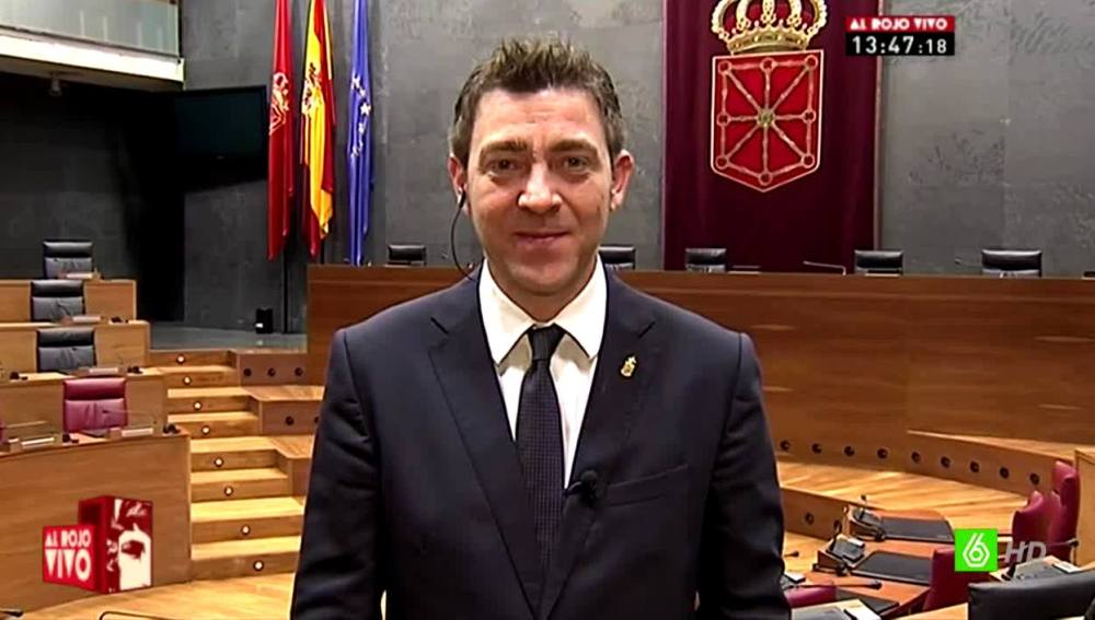 Roberto Jiménez en ARV