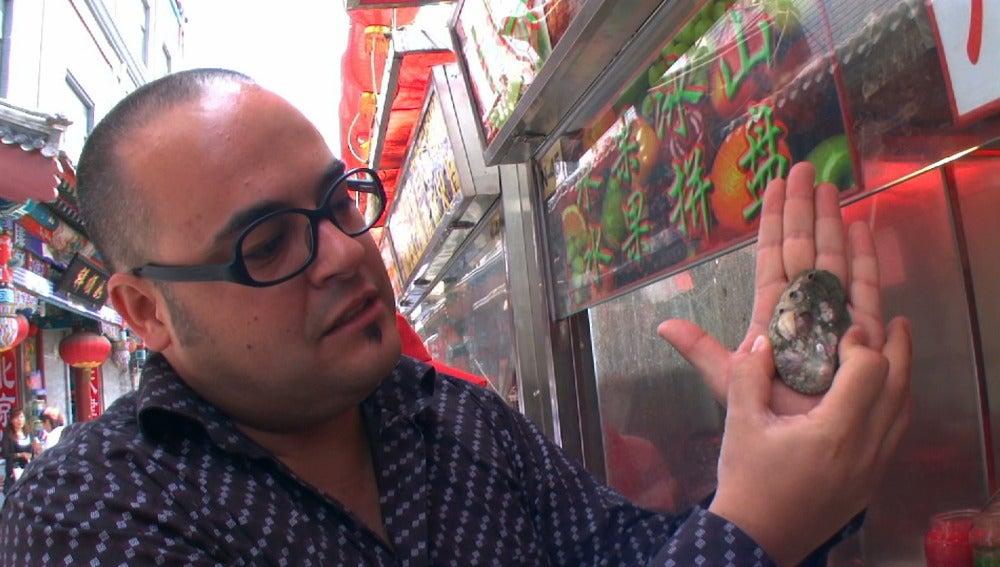 Cocineros españoles por el mundo en Pekín