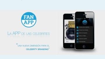 Fan App, una aplicación para las celebrities