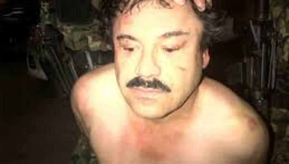 'Chapo Guzmán', detenido en México