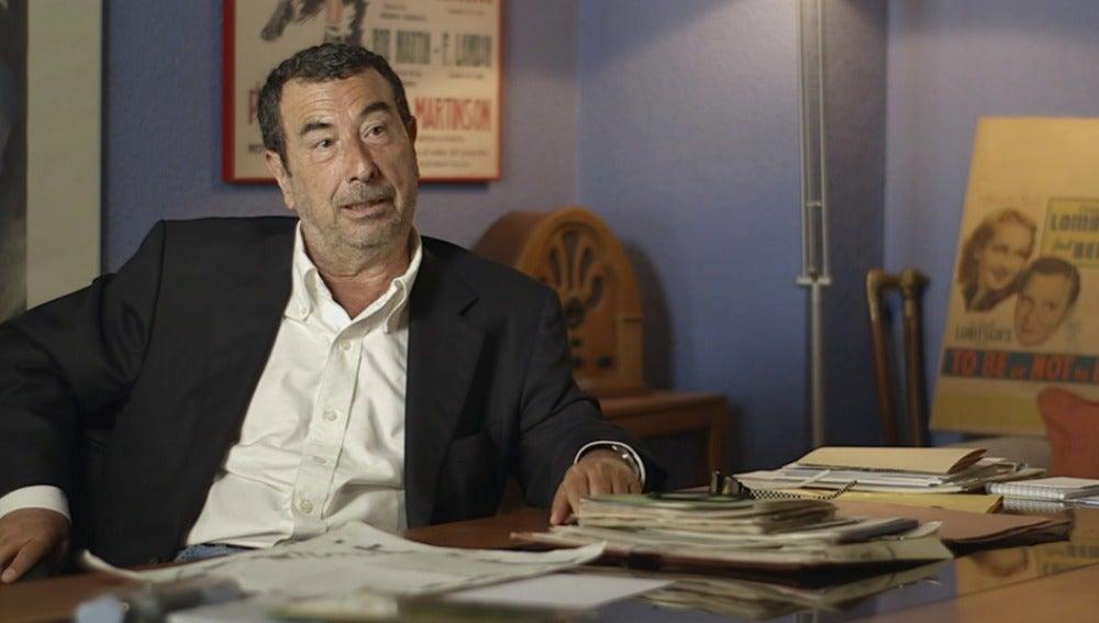 11 José Luis Garci en Operación Palace