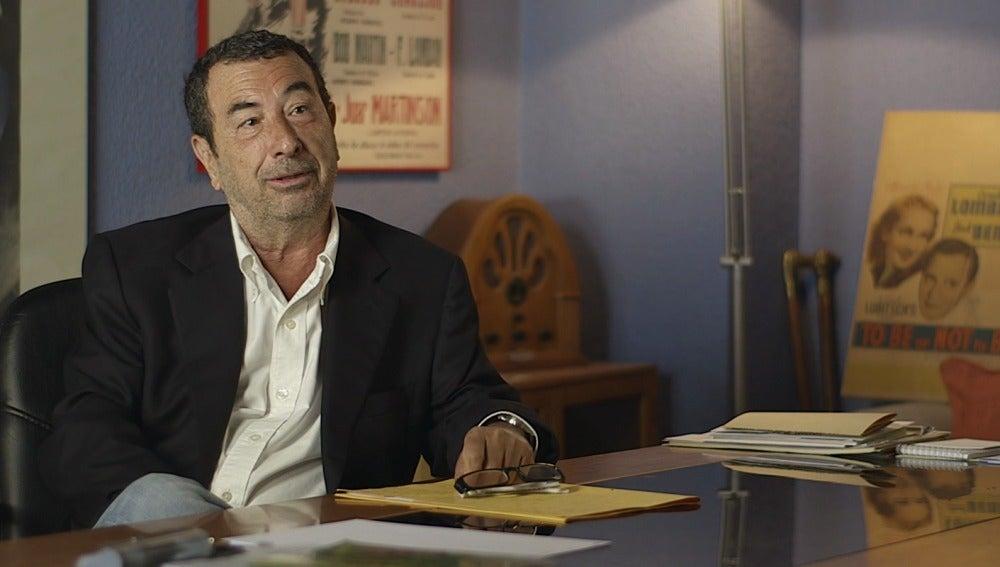 2 José Luis Garci en Operación Palace