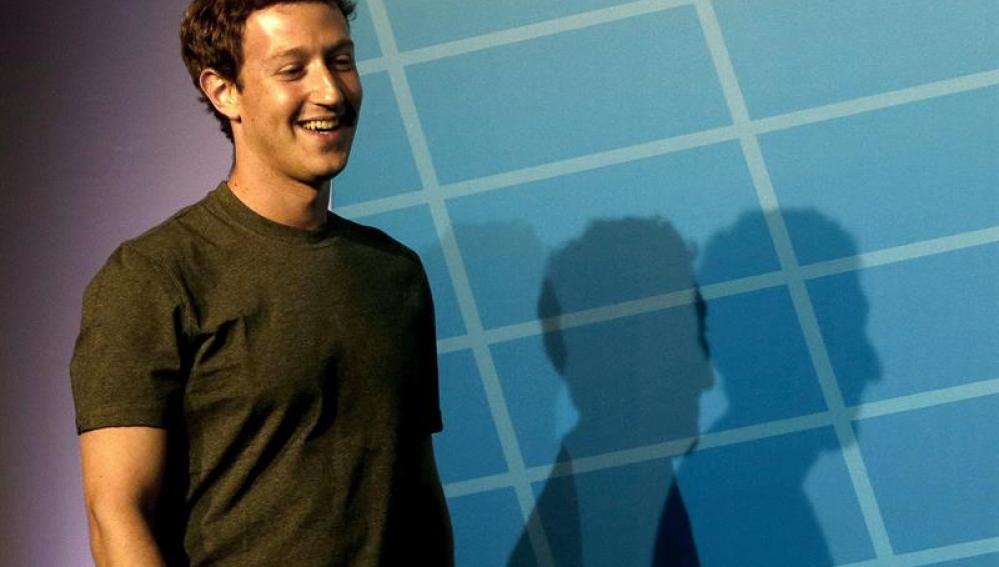 Mark Zuckerberg, en el Mobile World Congress