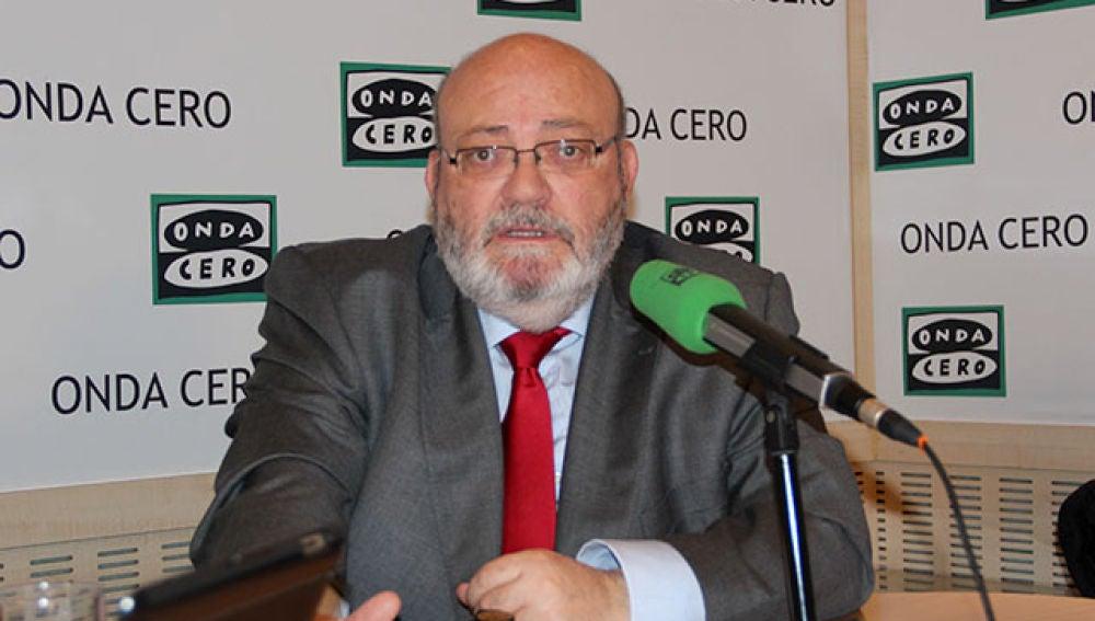 Francisco Pérez Abellán en Herrera en la onda