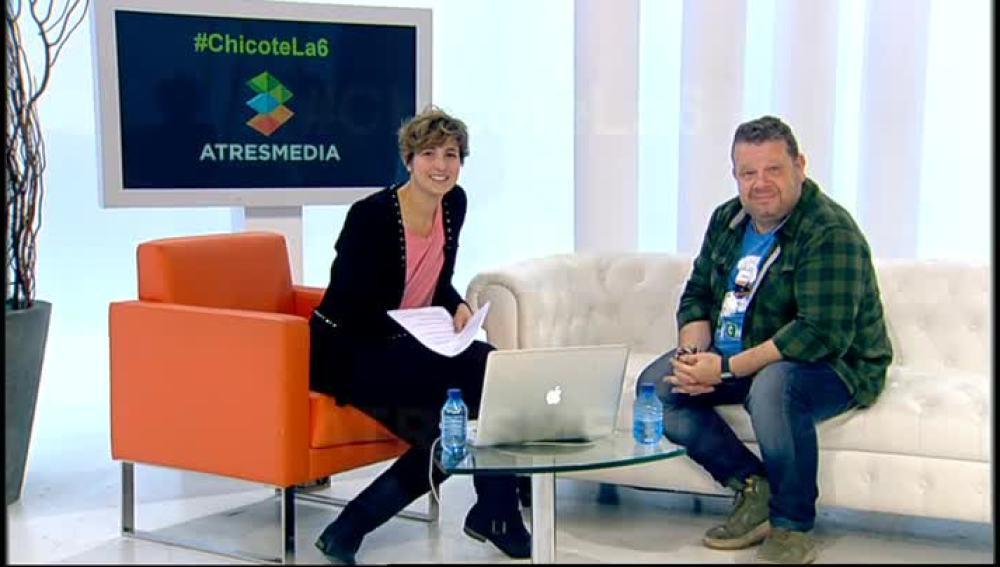 Videoencuentro con Alberto Chicote