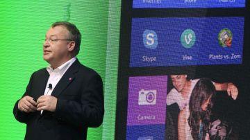 Presentación de Nokia en MWC 2014