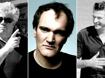 Almodóvar, Tarantino y Medem