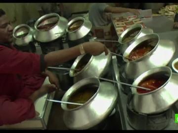 Cocineros españoles por el mundo en Delhi