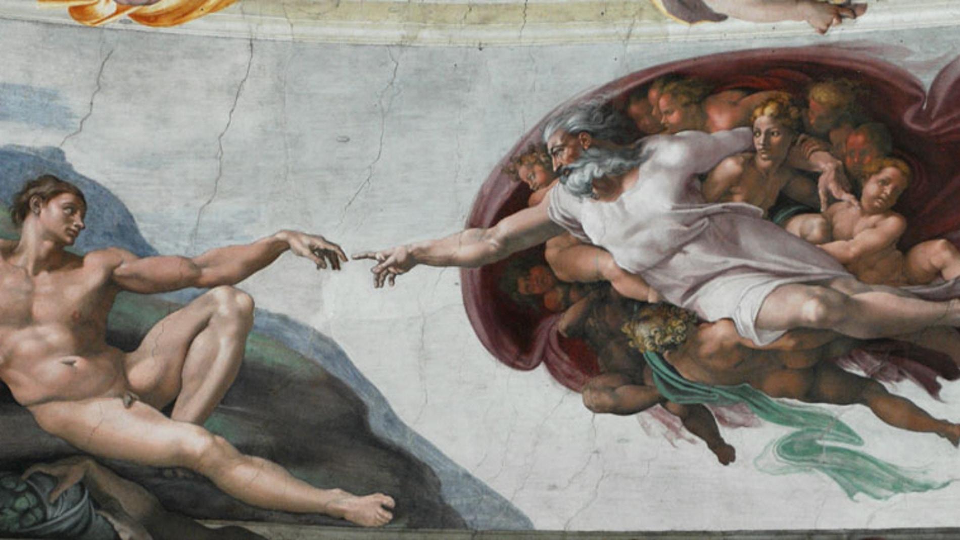 """""""Y Dios creó al hombre a su imagen"""" reza el libro del Génesis"""