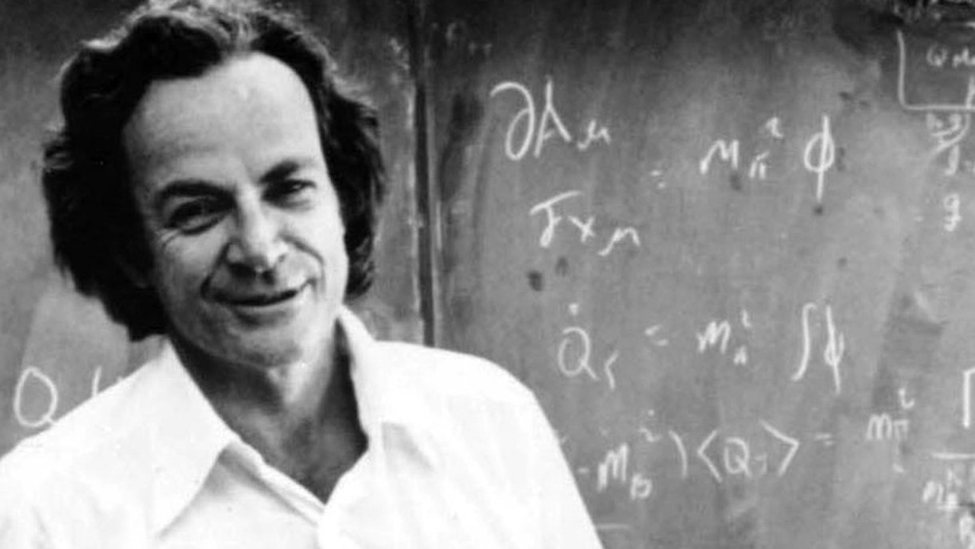 Richard Feynman, un científico 'cool'... ¿y espía soviético?