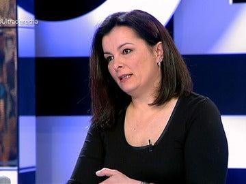 """Dora Makri: """"El auge de 'Amanecer Dorado' en Grecia tiene mucho que ver con la crisis"""""""