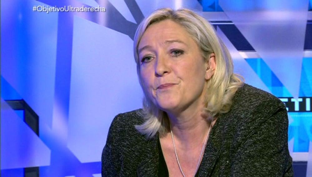 Entrevista a Marine Le Pen 6