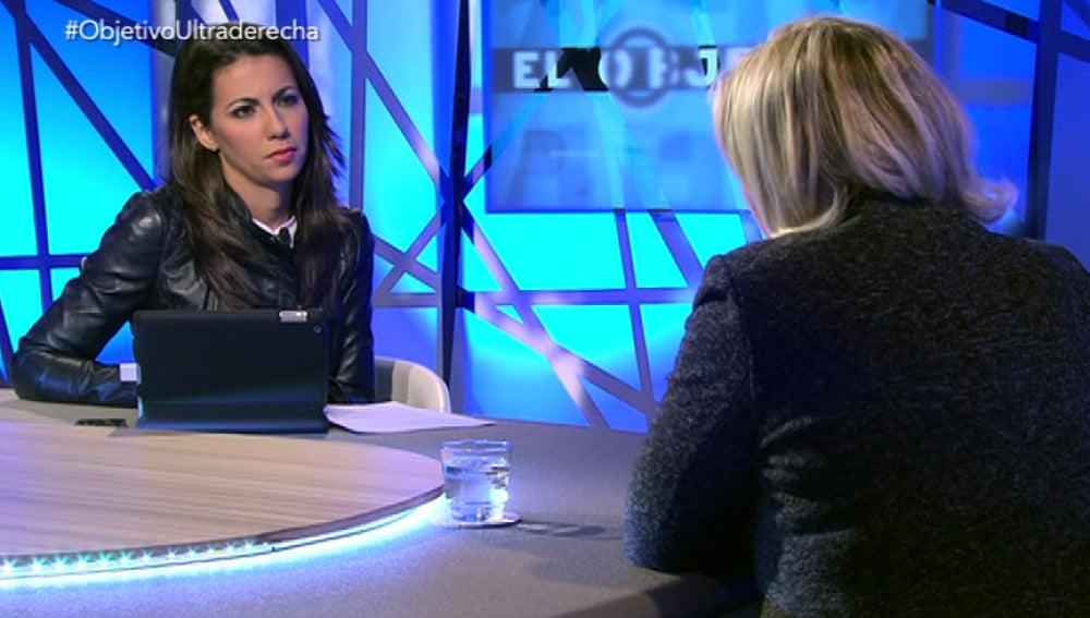 Entrevista a Marine Le Pen 5