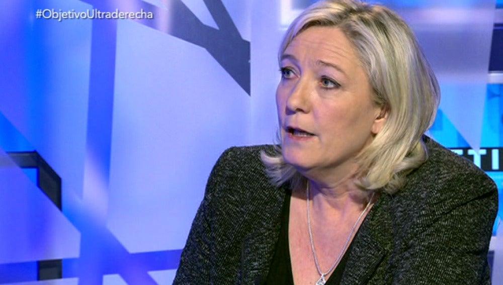 Entrevista a Marine Le Pen 3