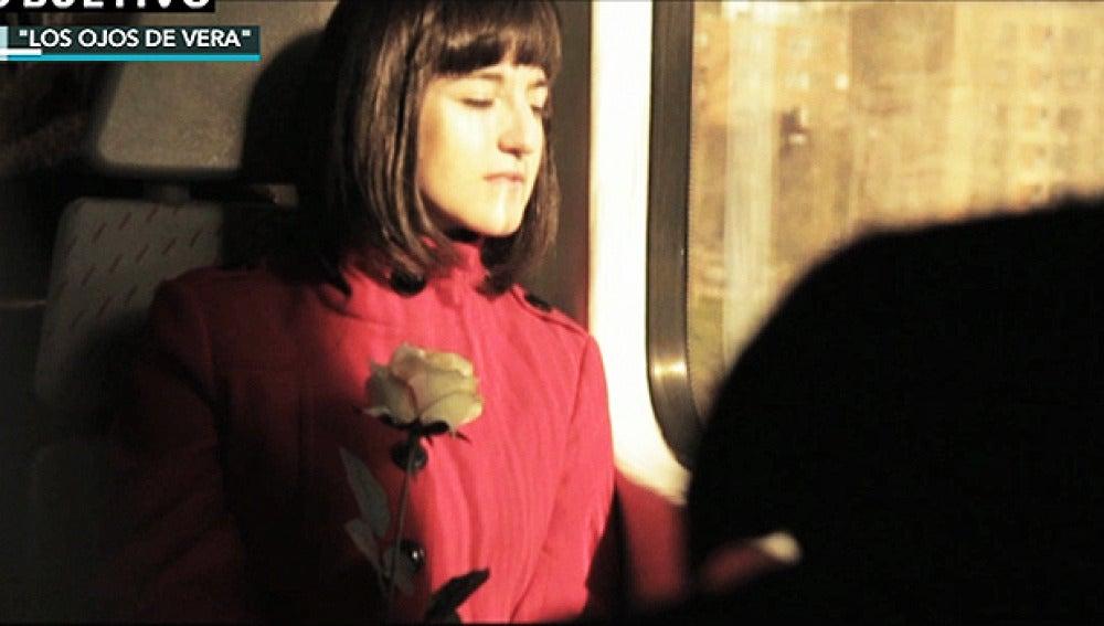 Vera de Benito, protagonista de Los Ojos de Vera