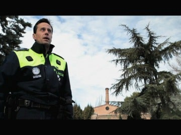 Félix Neltali, uno de los primeros agentes que llegó a Atocha el 11M