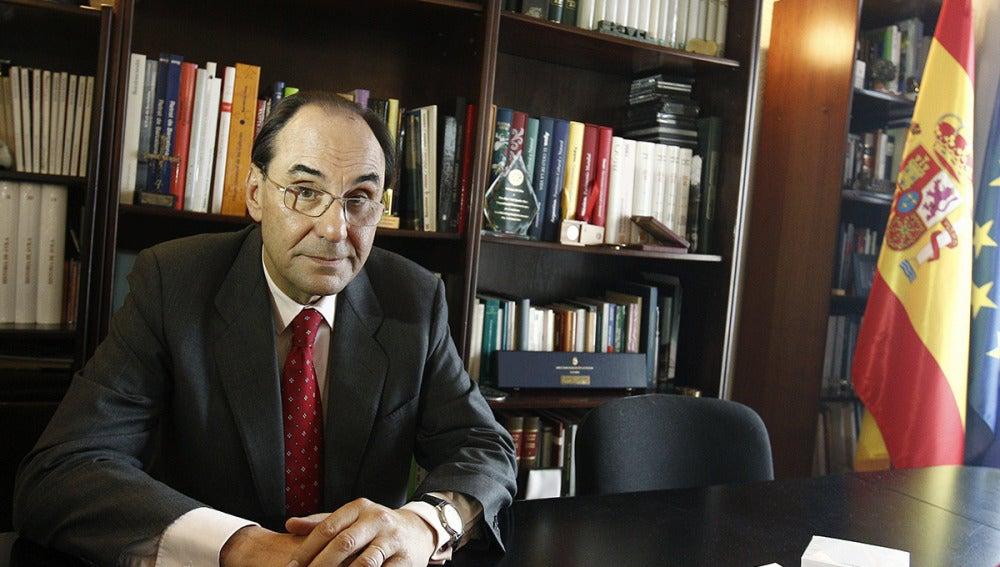 Vidal-Quadras, candidato de VOX para las elecciones europeas