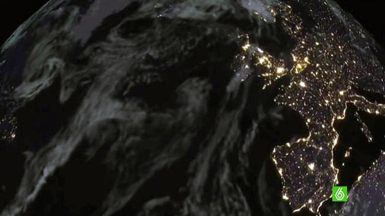 ¿Se puede medir la pobreza de un país analizando su iluminación desde el espacio?