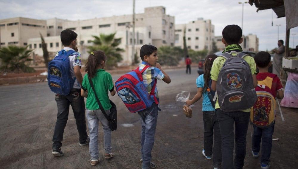 Nueve millones de sirios sin casa, desde el inicio del conflicto