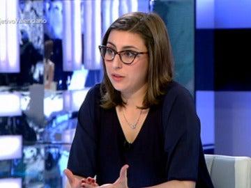 """Victoria Anderica: """"Tenemos que saber lo que ocurre dentro de los CIE"""""""