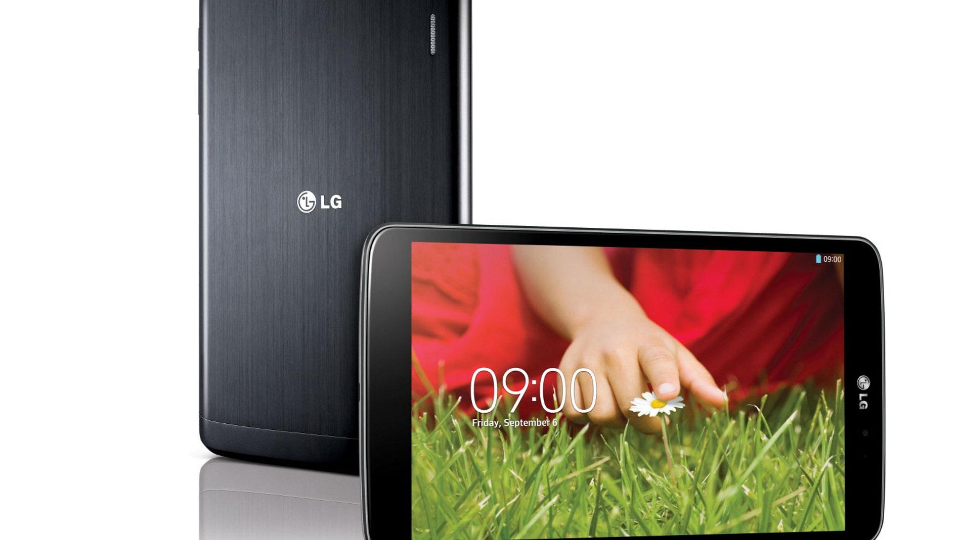 """LG Pad 8.3 quiere convertirse en una alternativa a las """"niñas bonitas"""" de Apple"""