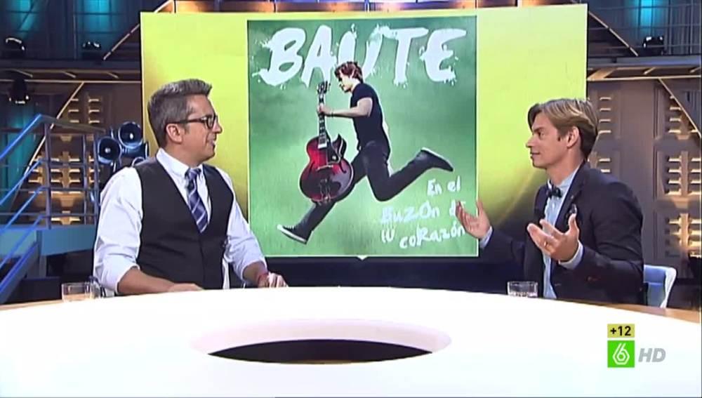 Buenafuente entrevista a Carlos Baute