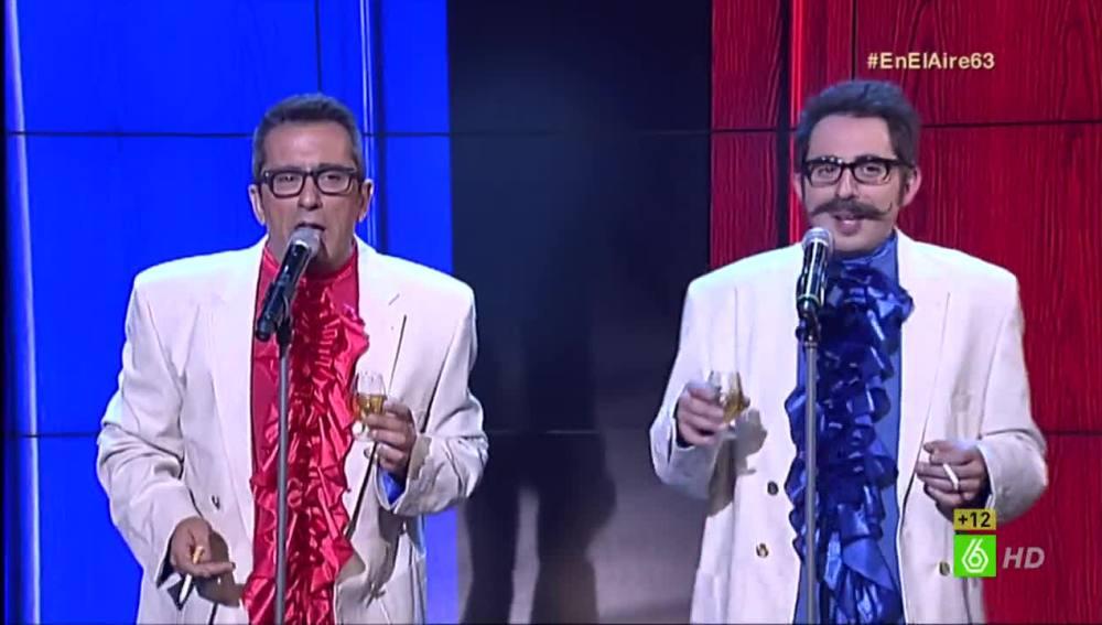 El Correa y El Bigotes