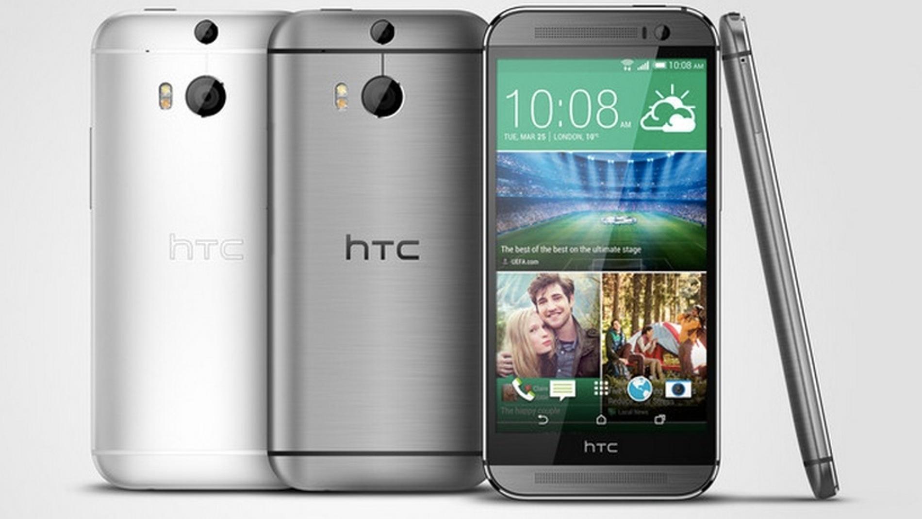 HTC One (M8), la gran apuesta de HTC para 2014