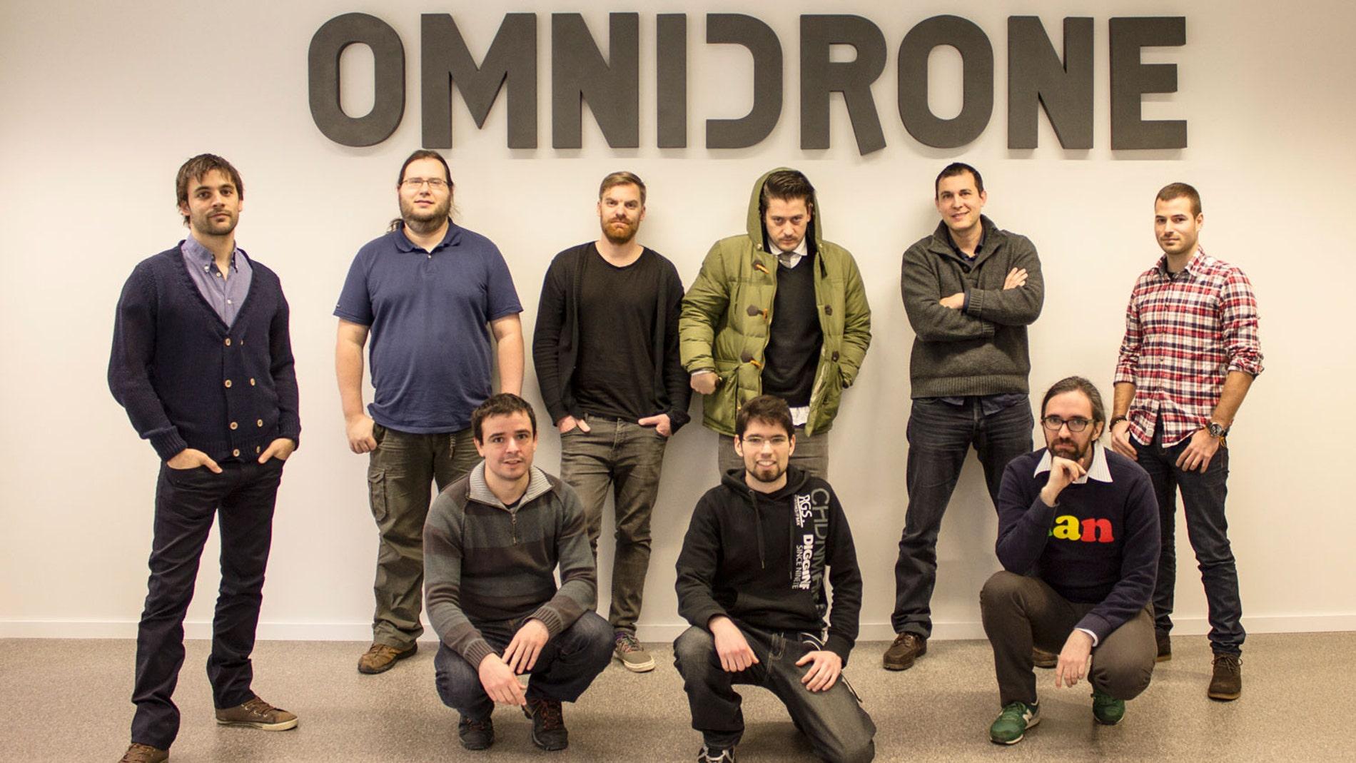 El equipo de Omnidrone