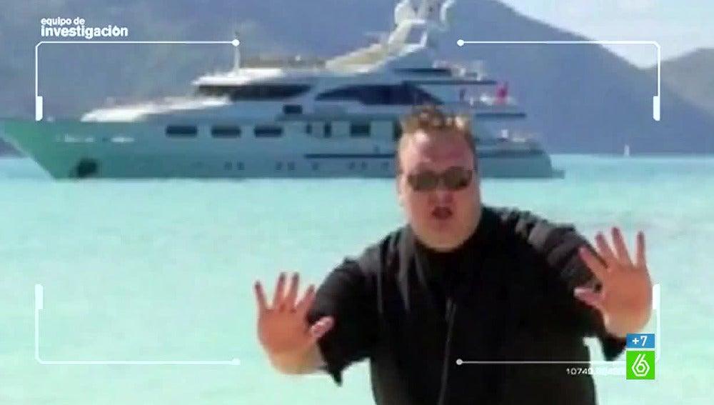 El FBI vincula varias páginas españolas al negocio de Kim Dotcom