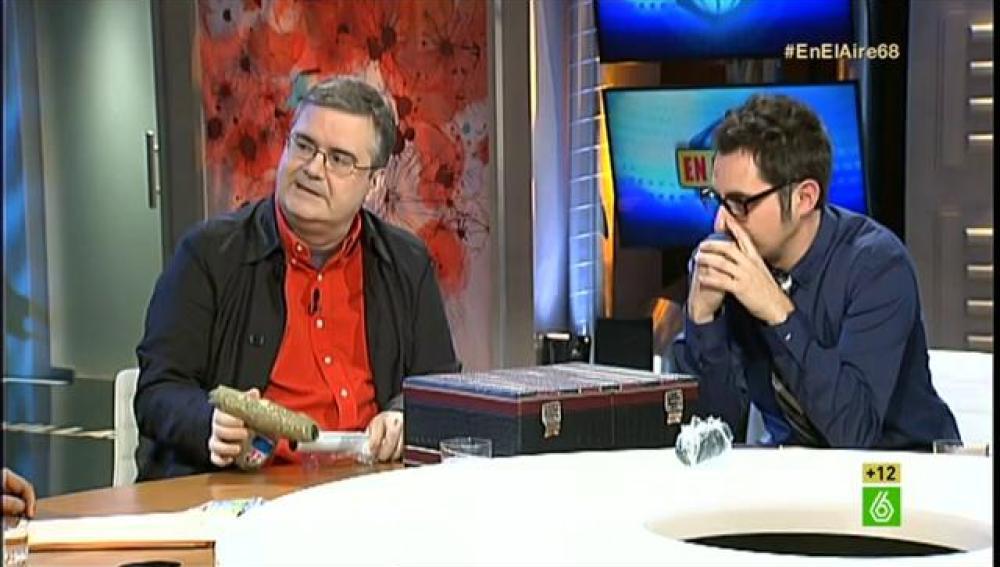 Sergi Pàmies habla sobre preservativos