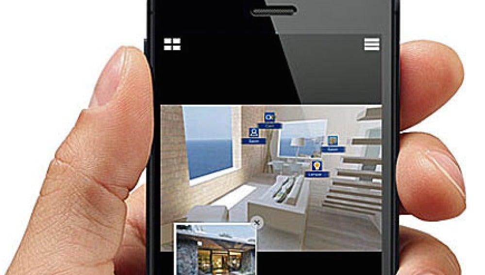 Instala una cámara de vigilancia y vigila tu casa desde el teléfono