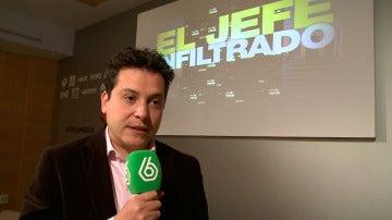 Mario López, director de antena de laSexta