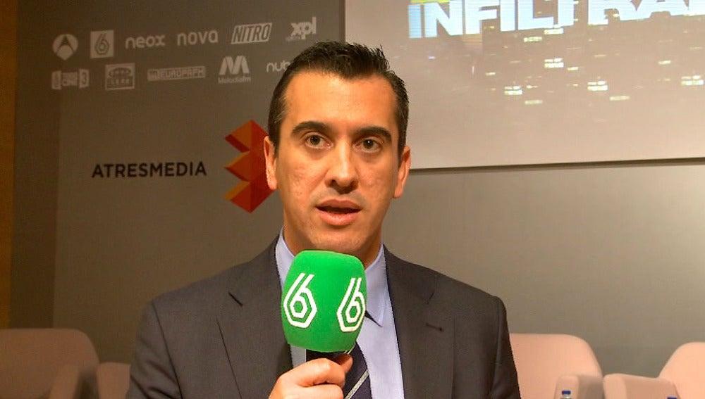 Jesús Navarro, director de Operaciones de Domino's Pizza