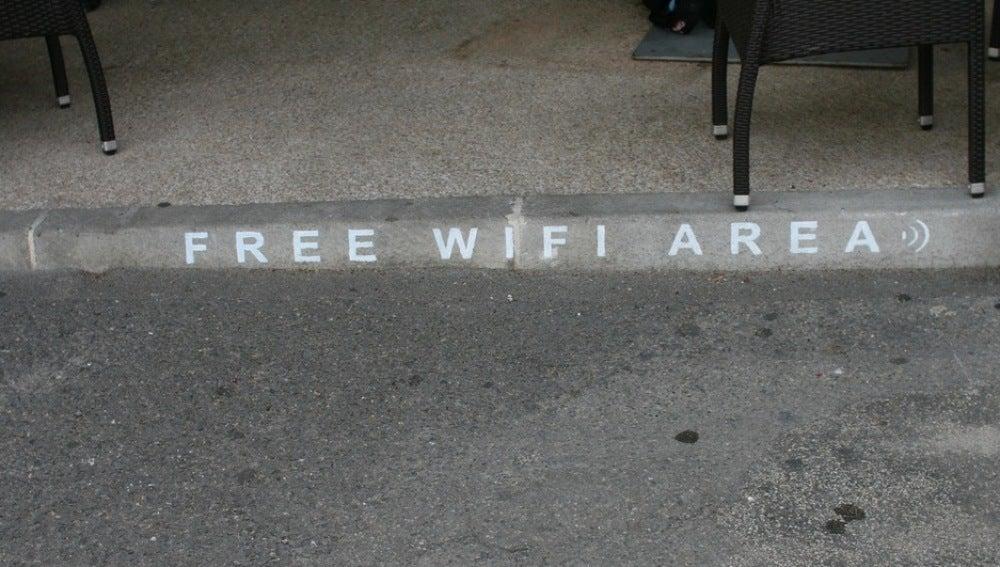 Compartir es vivir, robar wifi... es otro tema