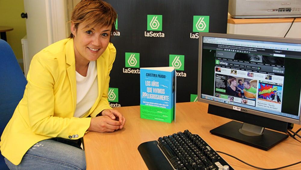 Cristina Pardo respondió a las preguntas de los internautas de laSexta.com