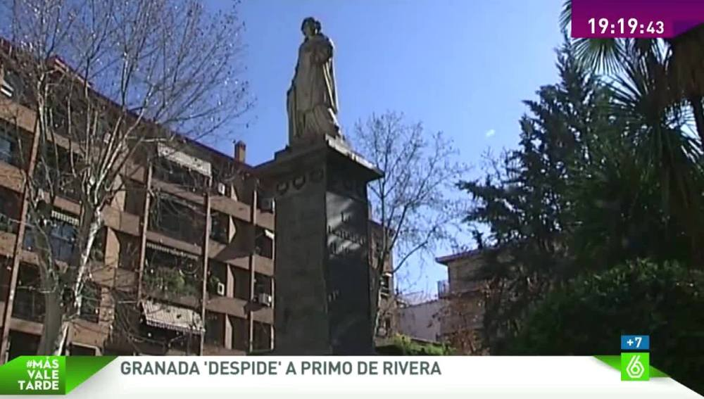 Granda 'despide' a Primo de Rivera