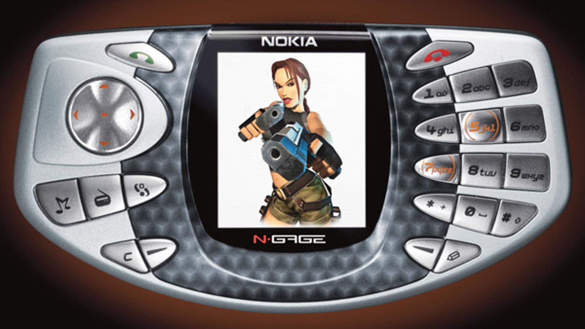 Un híbrido entre consola y teléfono que fue un fiasco comercial