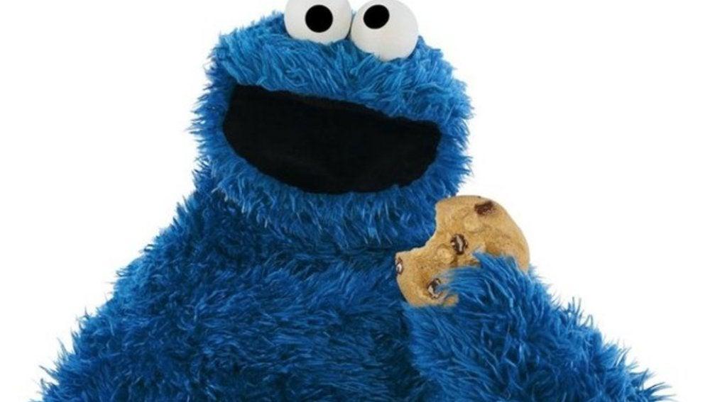 'Triky', el monstruo de las galletas.