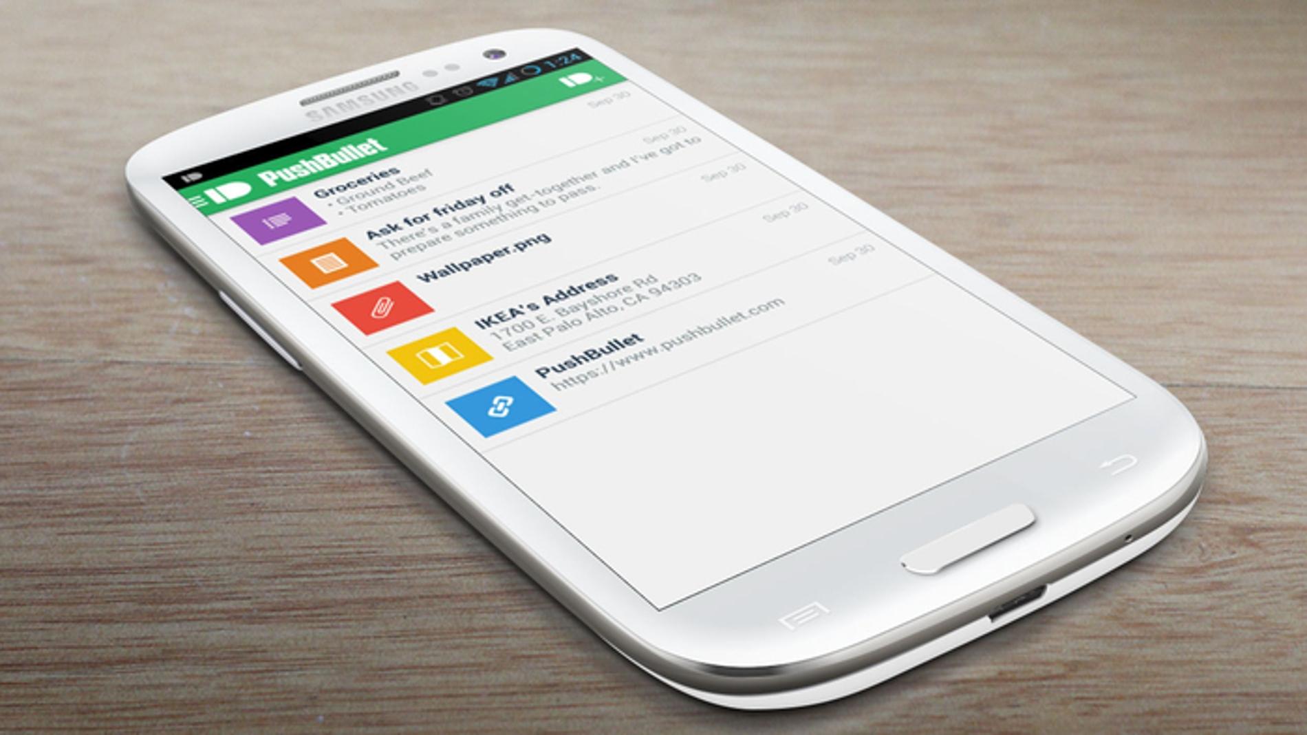 Pushbullet es muy útil si no quieres perderte ni una notificación