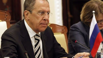 El ministro ruso de Exteriores, Sergei Lavrov
