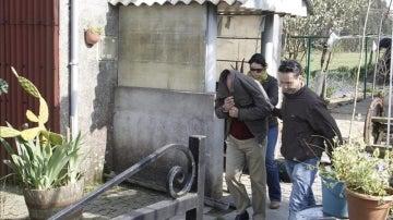 Félix Vidal Anido, conocido como el 'violador del estilete', en una imagen de archivo