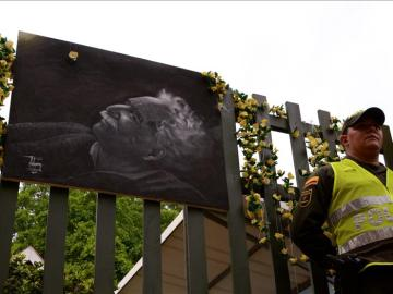 Escritores y dirigentes políticos latinoamericanos lamentan el fallecido de Gabriel García Márquez
