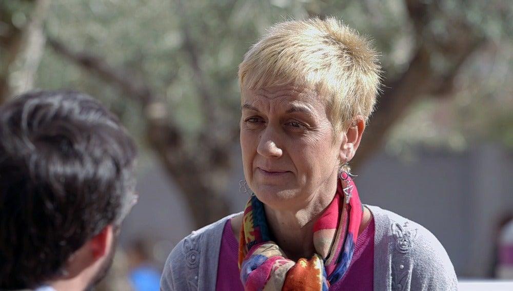 Virginia Tovar, trabajadora social