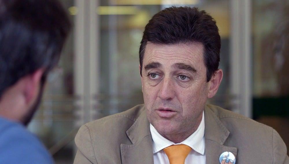 José Manuel Ramírez, presidente del Observatorio Estatal de la Dependencia